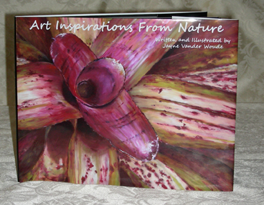 Art Inspirations Book with Jacket